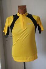 Original tee shirt homme ASICS Trail running  S/S duo tech  jaune noir  XL  neuf