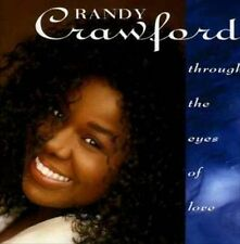 Through the Eyes of Love by Randy Crawford (Cassette) FAST SHIPPING