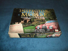 INSPECTOR MORSE-- MURDER,MYSTERY BOARD GAME BY THE GAMES TEAM