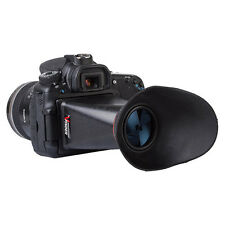 """3"""" 4:3 LCD Viewfinder 2.8X Magnification Eyecup for Canon 1DS Mark Ⅲ 5D2 7D 50D"""