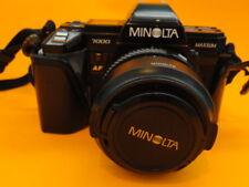 MINOLTA MAXUUM 7000 + 35-70 mm lens