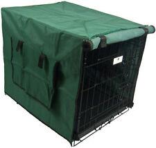 Articles vert en tissu pour chien