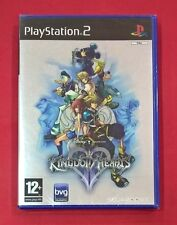 Kingdom Hearts II - PLAYSTATION 2 - PS2 - NUEVO