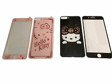 Iphone 8 Plus / 8 / 7 Plus / 7 Hello Kitty Tempered Glass Screen Protector Films