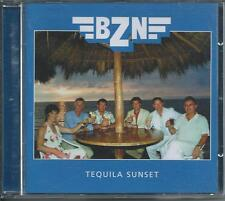 BZN - Tequila sunset CD Album 12TR (UNIVERSAL) 2002 HOLLAND