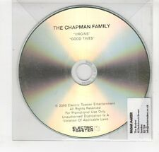 (GN869) The Chapman Family, Virgins / Good Times - 2009 DJ CD