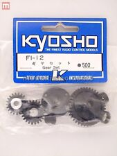 Kyosho FI-12 Engrenages Engrenage Set modélisme