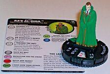 RA'S AL-GHUL #021 The Joker's Wild DC HeroClix