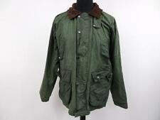 "Original Royal Spencer Mens Hunting Wax Jacket XXL 46"" Olive Green Grade A W868"