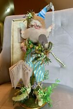 Collectible Mark Roberts Small Spring Gardener Fairy 51-31888 Limited Edition
