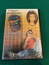 BOBBY. DVD. Indian Film. Telugu. All Region Free Shipping