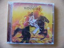 01:Winnetou (Karussell Hörspielklassiker) von Karl May (2006) CD