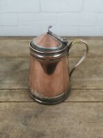 W.A.S. Benson Copper & Brass Insulated Water Jug