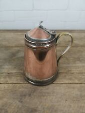 W.A.S. Benson Copper & Brass Insulated Water Jug