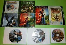 PC Spiele Sammlung / Konvolut (Worms 3D, Dark Reign 2, Spellforce,...)