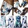 Womens Summer Holiday Mini Playsuit Ladies Jumpsuit Beach Shorts Dress S-XL Hot