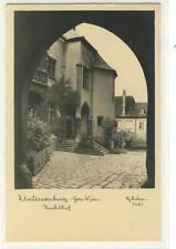 AK Klosterneuburg, Kuchlhof, Foto-AK 1940