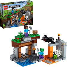 LEGO Minecraft Die verlassene Hütte, Konstruktionsspielzeug