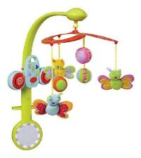 TAFTOYS Baby Stereo Musical Mobile Butterflies Calms Baby and Children
