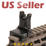 UTG Rifle Low Profile Slim Flip-up Front Sight for Handguard Picatinny Weaver