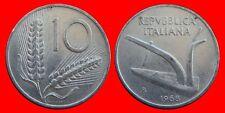 10 LIRAS 1968 ITALIA-18768