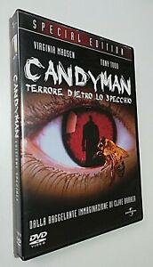 CANDYMAN Terrore dietro lo Specchio - DVD EDIZIONE SPECIALE
