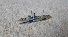 1:1200 Scale Metal Minesweeper Waterline Warship Model