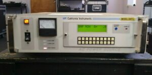 California Instruments 2001L 2kVA AC Power Source