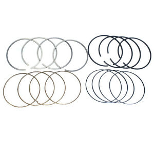 12033-8H301 Piston Ring Set For Nissan Primera X-Trail Altima 2.0 2.4 2.5 QR25DE