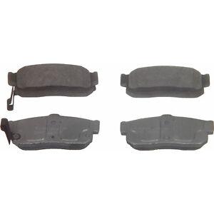 Rr Ceramic Brake Pads  Wagner  PD540A