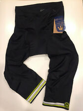 Canari Exert Knicker Cycling 3/4 Ankle Pants Mens M Medium NEW w/Tags Padded USA