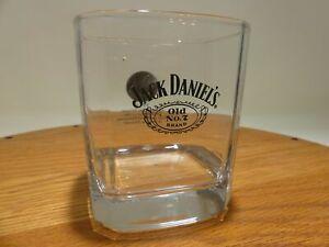 Jack Daniels 1914 Gold Metal Tumbler Glass Old No 2