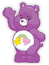 "Best Friend Care Bear Iron On Transfer 5"" x 7"" only for LIGHT Colored Fabric"