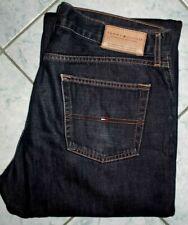 Tommy Hilfiger Bootcut Jeans W 34 L 34 Jeans Dunkelblau W34 L34 Jeanshose 34/34
