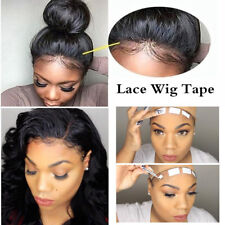 Double Sided Tape For Weft Wig  Hair Extension Adhesive  Lace Glue Tape UK STOCK