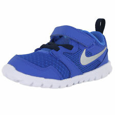 Nike Baby Sneakers NEW  Cobalt Blue Non-Tie Sneakers Infant Size 4