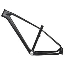 "19"" Carbon MTB Frame BB30 UD Matt Mountain Bicycle Clamp 135mm QR 27.5er"
