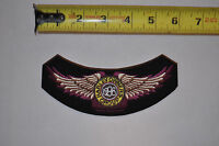 1998 Hog Harley Davidson Owners Group MotorCycle Cloth Jacket Patch New NOS