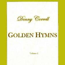 Golden Hymns by Denny Correll - CD