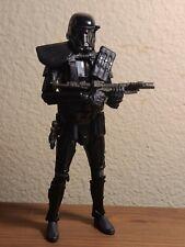 Star Wars Black Series Imperial Death Trooper 6-Inch Figure Loose Hasbro