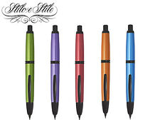 Pilot Capless Trend Metallic Colors Pen Fountain Pen Ballpoint