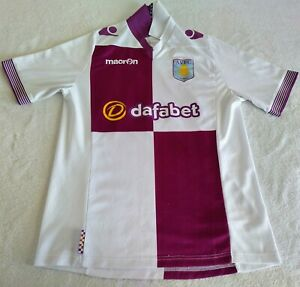 2013 Aston Villa Away Football Shirt