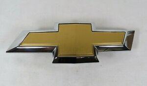 CHEVY EQUINOX GRILLE EMBLEM 18-20 FRONT GRILL GENUINE OEM BADGE sign symbol logo
