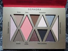SEPHORA ❤ The Enchanting Eye, Brow and Face Palette ❤ 11 shades New Authentic