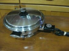 VOLLRATH 40 ELECTRIC 10 INCH SKILLET IN GREAT SHAPE
