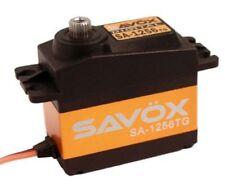 Savox SC-1256TG High Torque Titanium Gear Digital Servo + 2 Fee Servo Horns