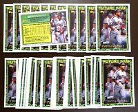 "50) MANNY RAMIREZ Cleveland Indians 1994 Topps ""FUTURE STAR"" Baseball Card LOT"