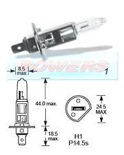 Lucas llb491 24V VOLT 100W H1 P14.5 S Lampada Alogena Lampadina OFF ROAD USE