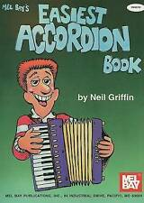 Mel Bay's Easiest Accordion Book by Neil Griffin (Paperback, 1996)