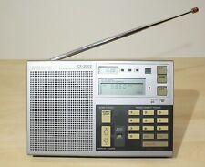 Weltempfänger SONY-ICF 2002, Radio  UKW/LW/MW/KW  PLL Synthesized Receiver